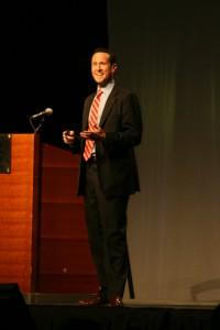 Jon Petz speaking